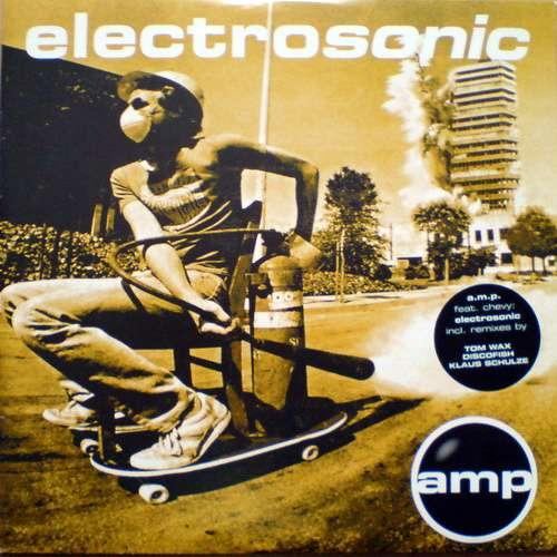 Cover zu AMP (4) - Electrosonic (2x12) Schallplatten Ankauf