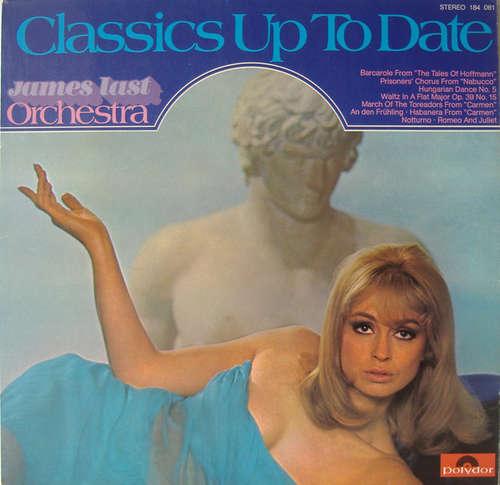 Bild James Last Orchestra* - Classics Up To Date (LP, Album, RE) Schallplatten Ankauf