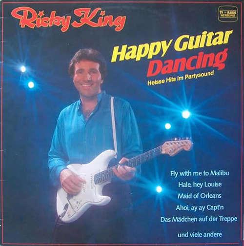 Bild Ricky King - Happy Guitar Dancing (Heisse Hits Im Partysound) (LP, Comp) Schallplatten Ankauf