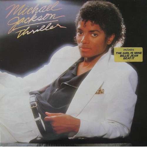 Cover zu Michael Jackson - Thriller (LP, Album, Gat) Schallplatten Ankauf