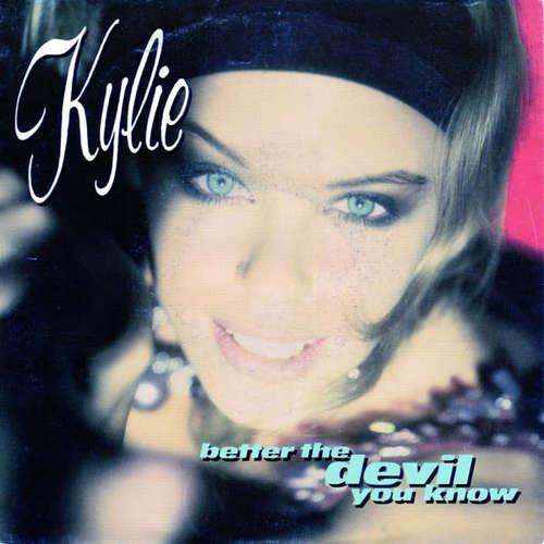 Cover Kylie* - Better The Devil You Know (7, Single) Schallplatten Ankauf