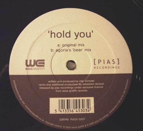 Cover Hold You Schallplatten Ankauf