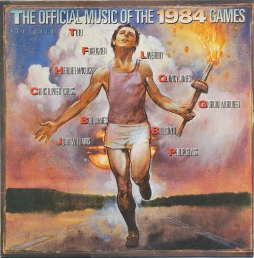 Cover Various - The Official Music Of The 1984 Games (LP, Album) Schallplatten Ankauf