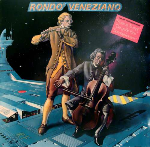 Bild Rondò Veneziano - Rondo' Veneziano (LP, Album, RE) Schallplatten Ankauf