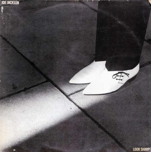 Cover Joe Jackson - Look Sharp! (LP, Album, RE) Schallplatten Ankauf