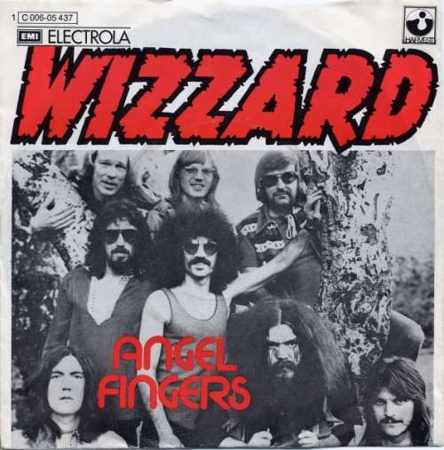 Bild Wizzard (2) - Angel Fingers (A Teen Ballad) (7, Single) Schallplatten Ankauf
