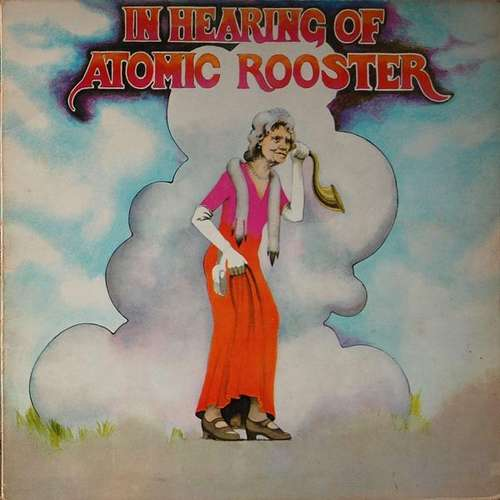 Bild Atomic Rooster - In Hearing Of (LP, Album, Gat) Schallplatten Ankauf
