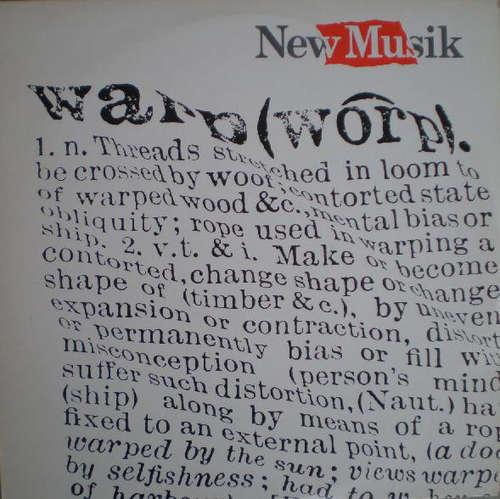Bild New Musik - Warp (LP, Album) Schallplatten Ankauf