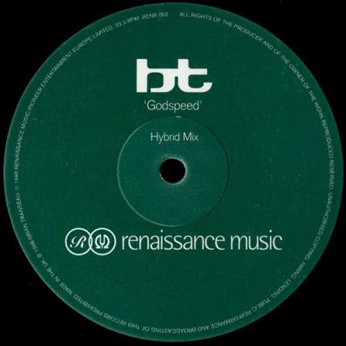 Bild BT - Godspeed (Hybrid Remixes) (12) Schallplatten Ankauf