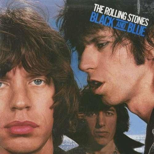 Cover The Rolling Stones - Black And Blue (LP, Album, RE) Schallplatten Ankauf