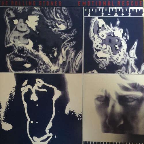 Cover The Rolling Stones - Emotional Rescue (LP, Album, RE) Schallplatten Ankauf