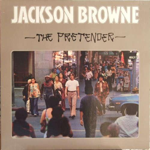 Bild Jackson Browne - The Pretender (LP, Album, RE) Schallplatten Ankauf