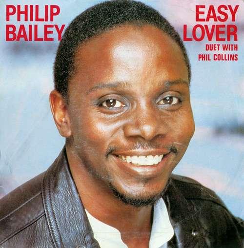 Cover zu Philip Bailey Duet With Phil Collins - Easy Lover (7, Single) Schallplatten Ankauf
