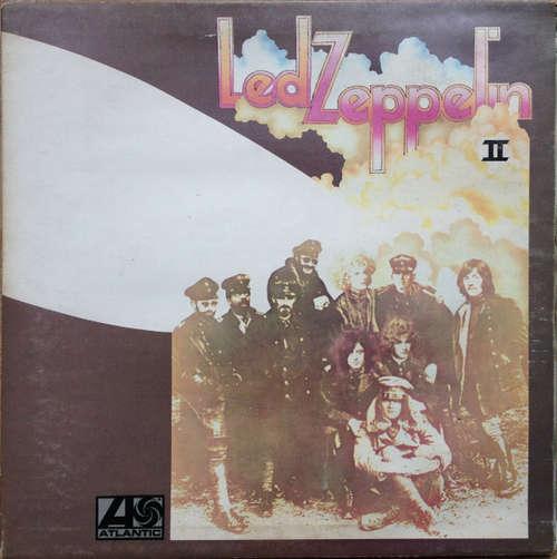 Bild Led Zeppelin - Led Zeppelin II (LP, Album, M/Print, Wre) Schallplatten Ankauf