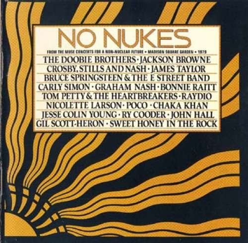 Bild Various - No Nukes - From The Muse Concerts For A Non-Nuclear Future - Madison Square Garden - September 19-23, 1979 (3xLP, Album) Schallplatten Ankauf