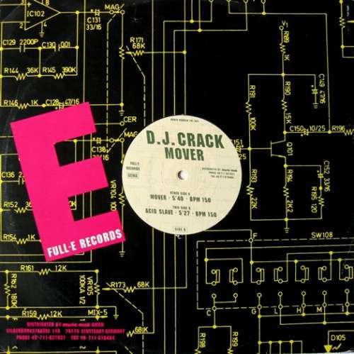 Bild D.J. Crack* - Mover (12) Schallplatten Ankauf