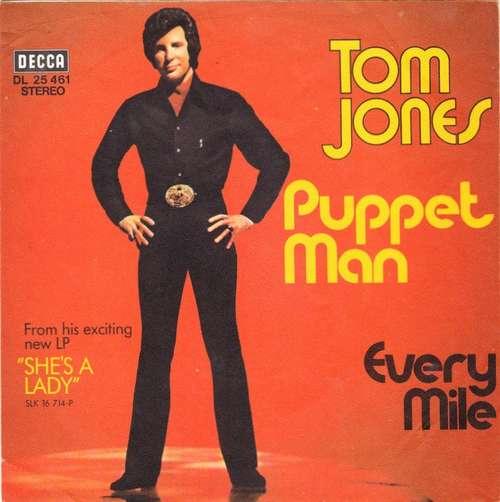 Bild Tom Jones - Puppet Man (7, Single) Schallplatten Ankauf