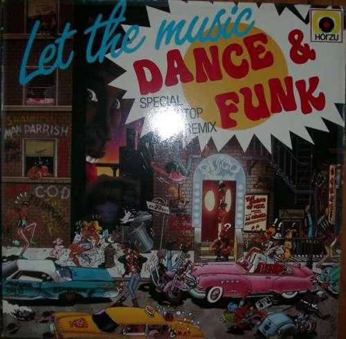 Cover Various - Let The Music Dance & Funk (LP, Comp, Mixed) Schallplatten Ankauf