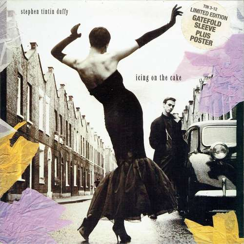 Cover Stephen Tin Tin Duffy* - Icing On The Cake (12, Ltd, Gat) Schallplatten Ankauf