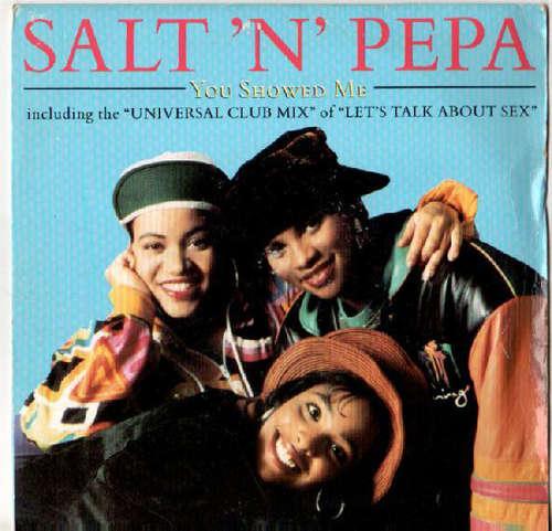 Bild Salt 'N' Pepa - You Showed Me (7, Single) Schallplatten Ankauf