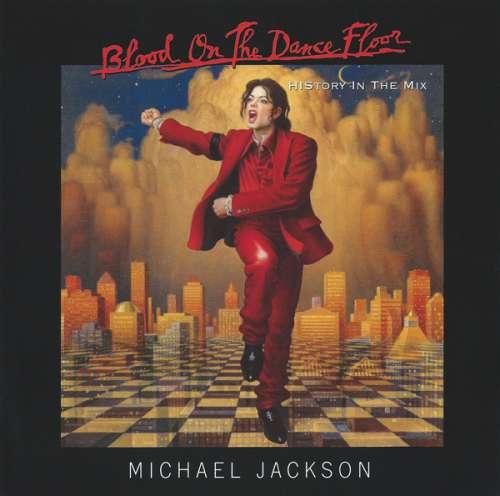 Cover Michael Jackson - Blood On The Dance Floor (HIStory In The Mix) (CD, Album) Schallplatten Ankauf