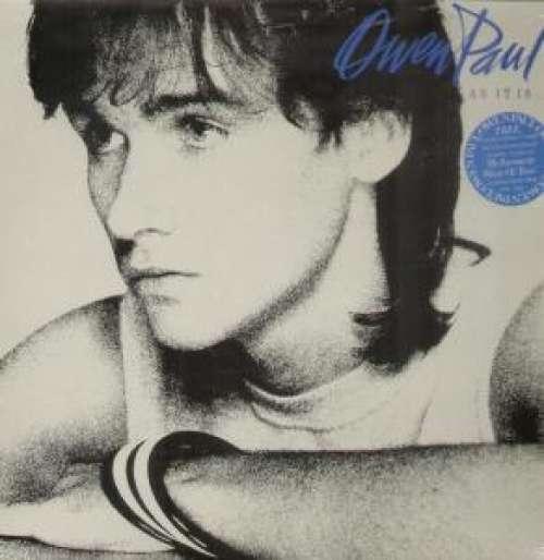 Cover zu Owen Paul - As It Is ... (LP, Album) Schallplatten Ankauf