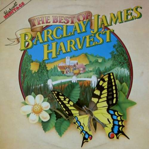 Cover zu Barclay James Harvest - The Best Of Barclay James Harvest (LP, Comp, Gre) Schallplatten Ankauf