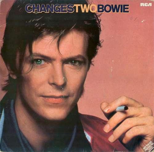 Cover David Bowie - ChangesTwoBowie (LP, Comp) Schallplatten Ankauf