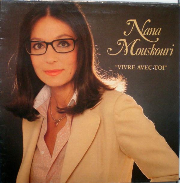 Cover Nana Mouskouri - Vivre Avec Toi (LP, Album) Schallplatten Ankauf