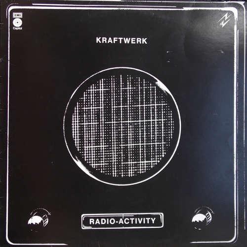 Cover zu Kraftwerk - Radio-Activity (LP, Album) Schallplatten Ankauf