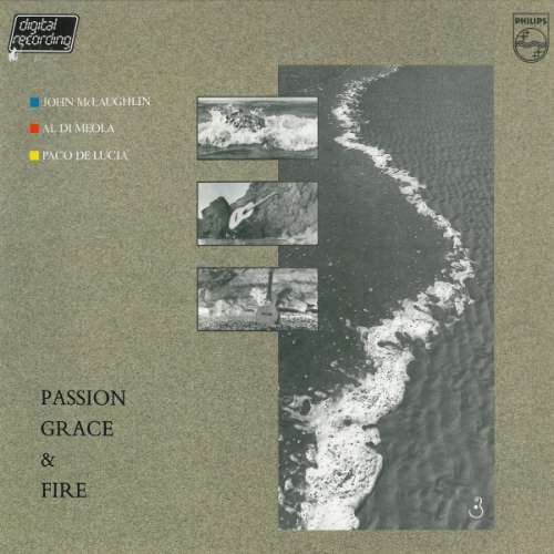 Bild John McLaughlin, Al Di Meola, Paco De Lucia* - Passion, Grace & Fire (LP, Album) Schallplatten Ankauf