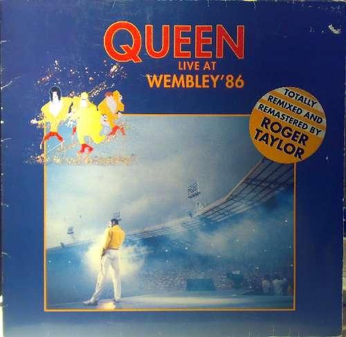 Cover Queen - Live At Wembley '86 (2xLP, Album) Schallplatten Ankauf