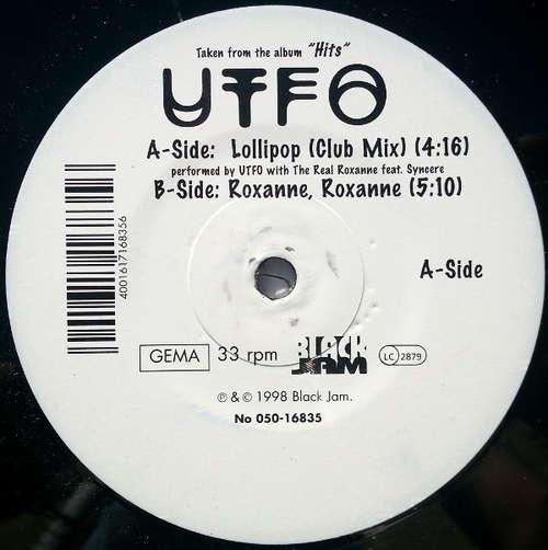 Cover UTFO - Lollipop / Roxanne, Roxanne (12) Schallplatten Ankauf