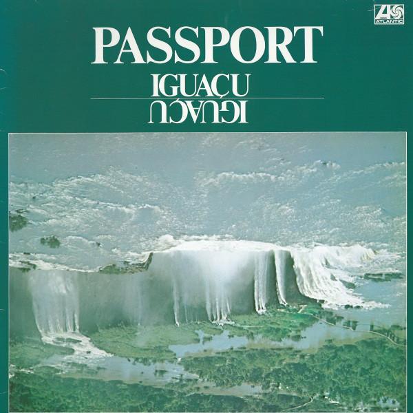 Cover Passport (2) - Iguaçu (LP, Album, RP) Schallplatten Ankauf