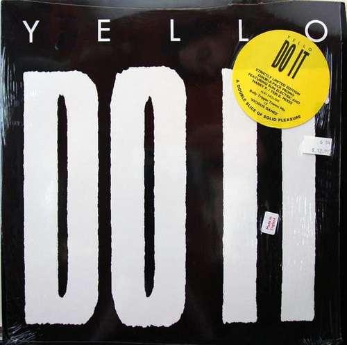 Cover Yello - Do It (2x12, Promo) Schallplatten Ankauf