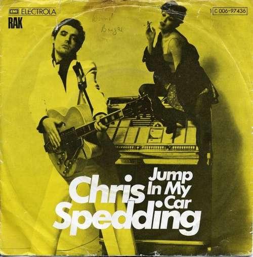 Bild Chris Spedding - Jump In My Car (7, Single) Schallplatten Ankauf