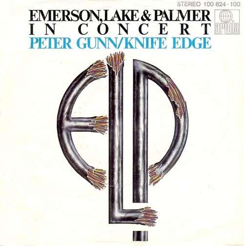 Bild Emerson, Lake & Palmer - In Concert: Peter Gunn/Knife Edge (7, Single) Schallplatten Ankauf