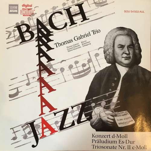 Bild Thomas Gabriel Trio - Bach-Jazz (LP) Schallplatten Ankauf