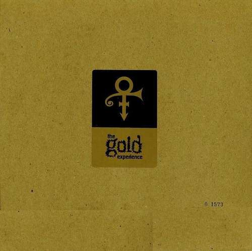 Cover The Artist (Formerly Known As Prince) - The Gold Experience (2xLP, Album, Num, Promo, Gol) Schallplatten Ankauf