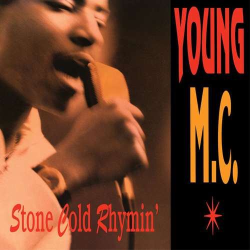 Cover Young MC - Stone Cold Rhymin' (LP, Album) Schallplatten Ankauf