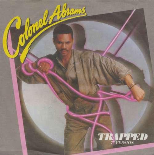 Bild Colonel Abrams - Trapped (7 Version) (7, Single) Schallplatten Ankauf