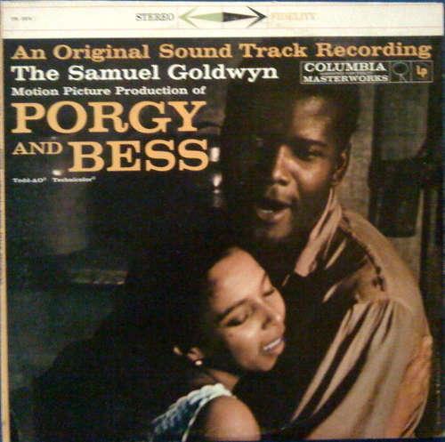 Cover Various - Porgy And Bess (Original Sound Track Recording) (LP, Album, RE) Schallplatten Ankauf