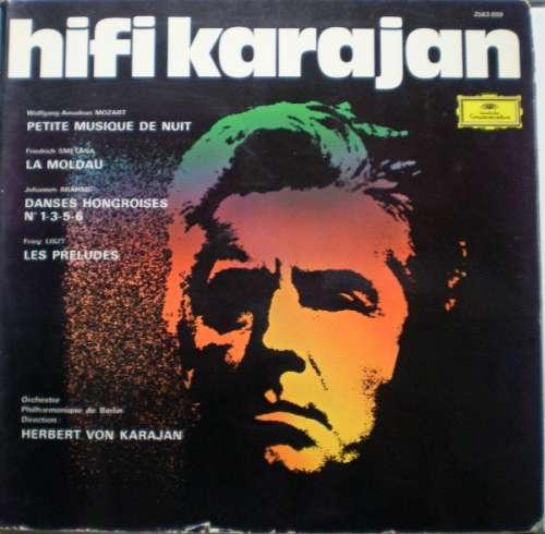 Bild Wolfgang Amadeus Mozart / Friedrich Smetana* / Johannes Brahms / Franz Liszt - Hifi Karajan (LP) Schallplatten Ankauf