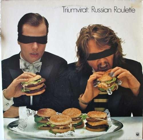 Bild Triumvirat - Russian Roulette (LP, Album) Schallplatten Ankauf