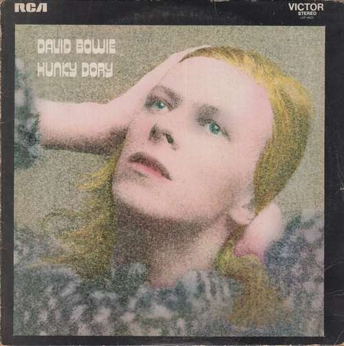 Cover David Bowie - Hunky Dory (LP, Album, RE) Schallplatten Ankauf
