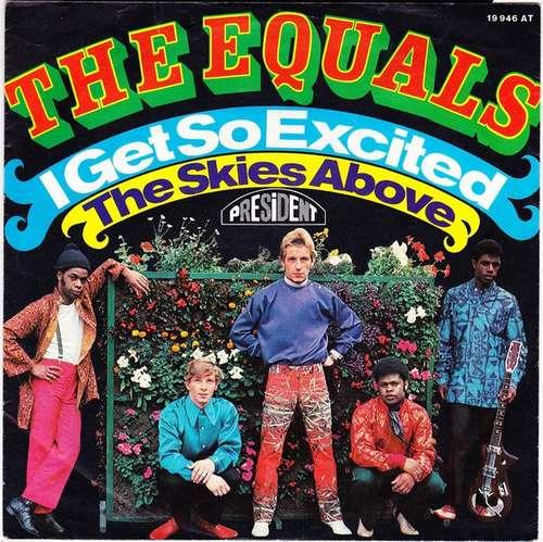 Cover zu The Equals - I Get So Excited (7, Single, Mono) Schallplatten Ankauf