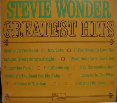 Bild Stevie Wonder - Greatest Hits (LP, Comp, RE) Schallplatten Ankauf