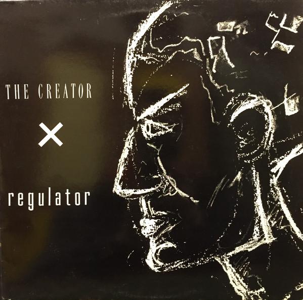 Cover The Creator* - Regulator (12) Schallplatten Ankauf