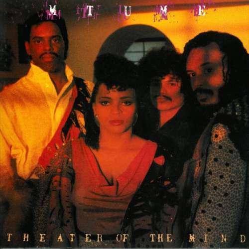 Cover zu Mtume - Theater Of The Mind (LP, Album) Schallplatten Ankauf