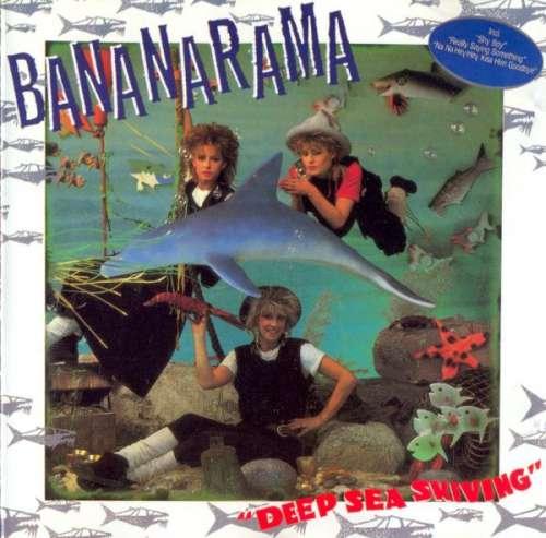Cover zu Bananarama - Deep Sea Skiving (LP, Album) Schallplatten Ankauf